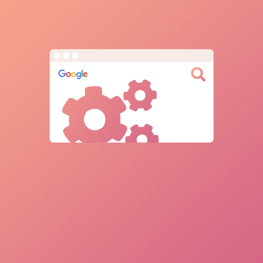 Web search engines background